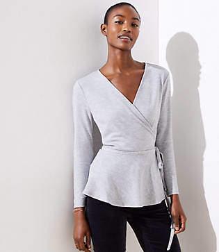 dccd561a73 LOFT Gray Women s Petite Clothes on Sale - ShopStyle