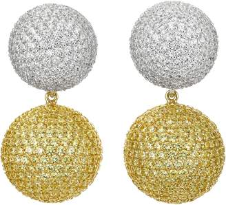 Anabela Chan Canary Bauble Earrings