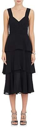 A.L.C. Women's Luna Crepe Tiered Dress