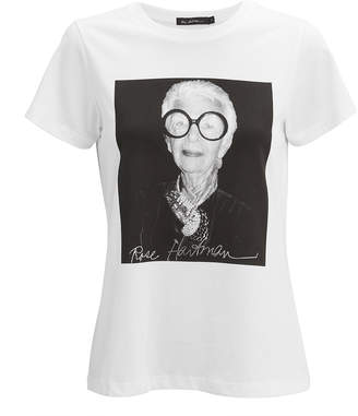 Rose Hartman Iris Apfel T-Shirt
