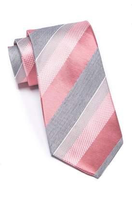 Kenneth Cole Reaction Multi-Textured Stripe Tie