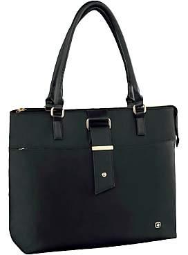 Wenger Ana 15.6 Laptop Tote Bag, Black
