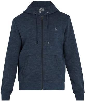 Polo Ralph Lauren Zip-through hooded sweatshirt