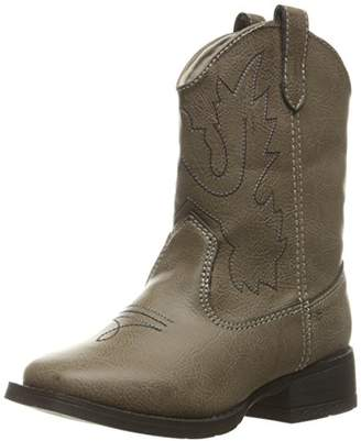 Baby Deer Kids' Western Square Toe Boot