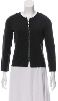 Ralph Lauren Black Label Embellished Cashmere Cardigan