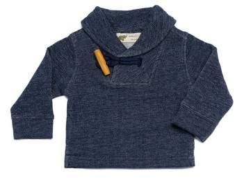 Monica + Andy Organic Cotton Toggle Sweater