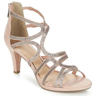 Marco Tozzi WAPER women's Sandals in Pink