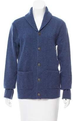 Rag & Bone Wool Shawl Collar Cardigan