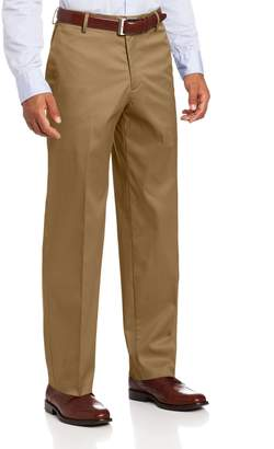 Dockers New Iron Free Khaki D3 Classic Fit Flat Front Pant