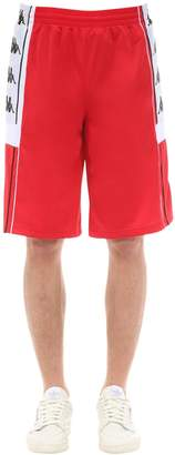 Kappa Banda 10 Arwell Logo Side Band Shorts