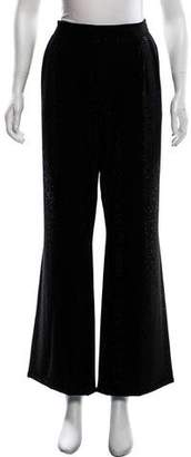 Celine High-Rise Embellished Pants
