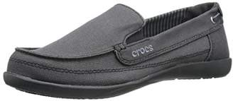 Crocs Walu Canvas Loafer $29.99 thestylecure.com
