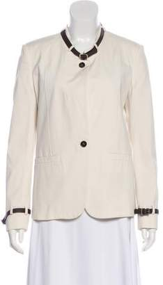 Gucci Open-Front Casual Jacket