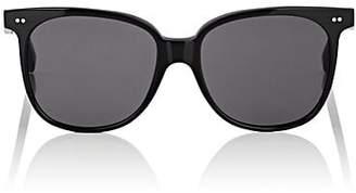 Celine Women's Oversized Rounded Square Sunglasses - Black