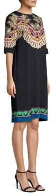 Etro Cady Dream Catcher Tunic Dress