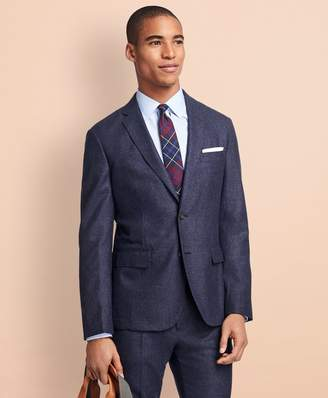 Brooks Brothers Checked Wool Sport Coat