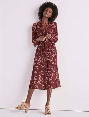 Lucky Brand Mixed Print Emily Dress