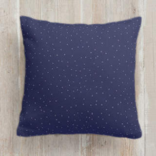 Winter Self-Launch Square Pillows