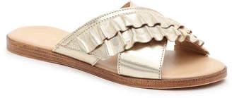 Mercanti Fiorentini Ruffle Sandal - Women's