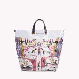 Tommy Hilfiger Speed Racer Tote