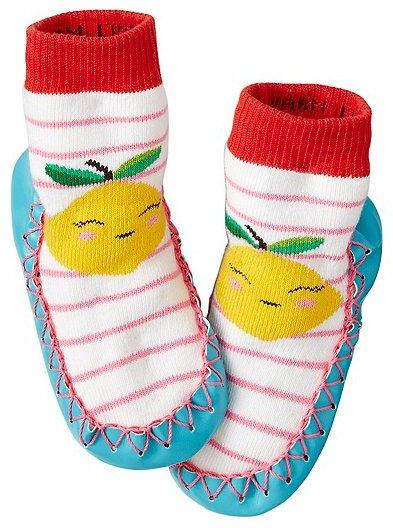 Hanna Kids Swedish Slipper Moccasins