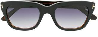 Tom Ford Snowdon square frame sunglasses