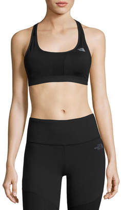 The North Face Stow-N-Go IV Sports Bra for A-B Cups, Black