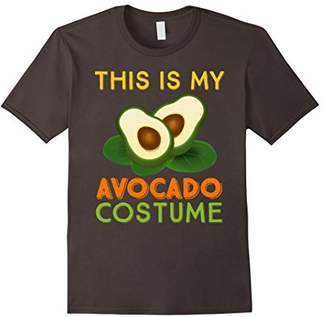 This Is My Avocado Halloween Costume Novelty T-Shirt