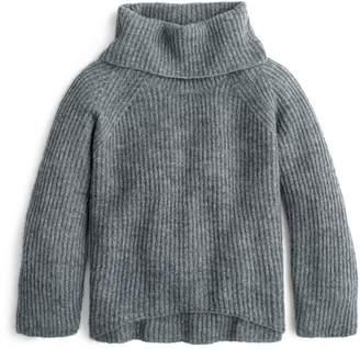 J.Crew Ribbed Turtleneck Sweater