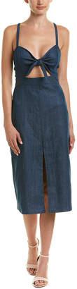 Clayton Eunice Midi Dress
