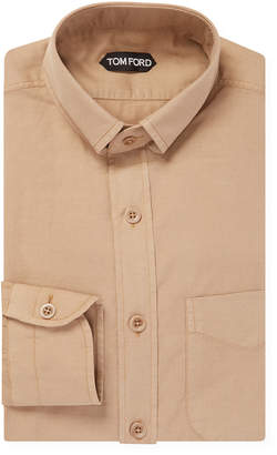Tom Ford Spread Collar Dress Shirt