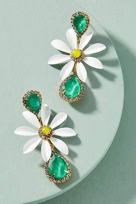 Elizabeth Cole Styles Bloom Earrings