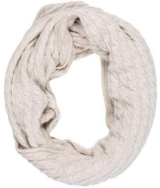 AllSaints Knit Infinity Scarf