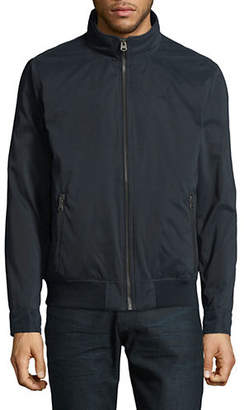 Dockers Stand Collar Bomber Jacket
