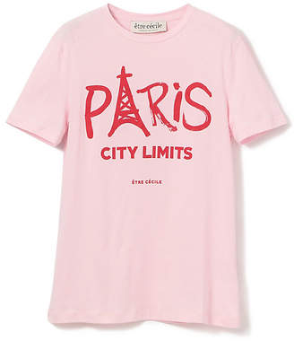 Epoca (エポカ) - エポカ ザ ショップ 【etre cecile】PARIS CITY Tシャツ