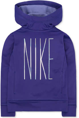 Nike Therma-fit Pullover Hoodie, Little Girls