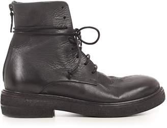 Marsèll Zip Combat Boots