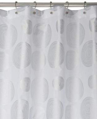 Famous Home Fashions Cirque Shower Curtain