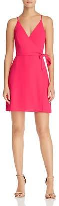 Amanda Uprichard Clarita Wrap Dress