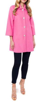 Julie Brown NYC Millie Jacket Supreme-Pink