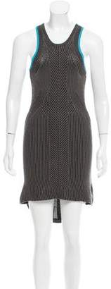 Alexander Wang Knit High-Low Dress