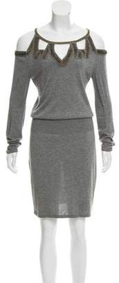 Adam Bamboo Long Sleeve Dress