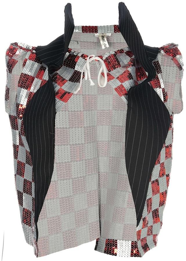 Comme des Garcons Vintage sleeveless jacket