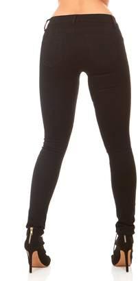 Cover Girl Skinny Jeans Women Juniors Mid Rise Denim Plus Size 19