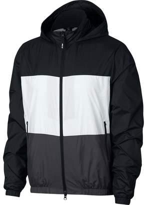 Nike SB Dry Hooded Striped Jacket - Men's