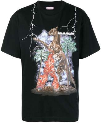 Palm Angels graphic print T-shirt