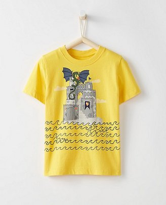 Boys Art Tee In Supersoft Jersey $24 thestylecure.com