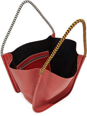 Proenza Schouler Large Super Lux Calf Leather Tote Bag