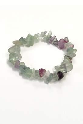 Haver Sack Fluorite Stone Bracelet