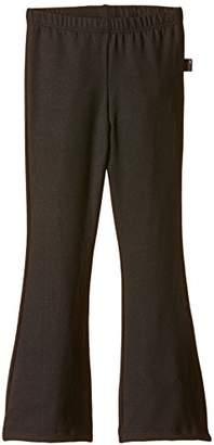 Trigema Girl's Mädchen Schlaghose Polyester/Elastan Sports Shorts - Black - cm